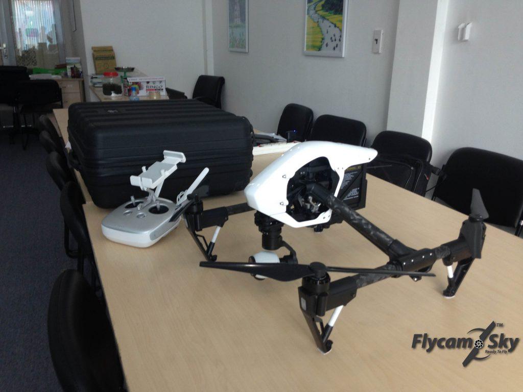 Cho thuê Flycam Inspire 1