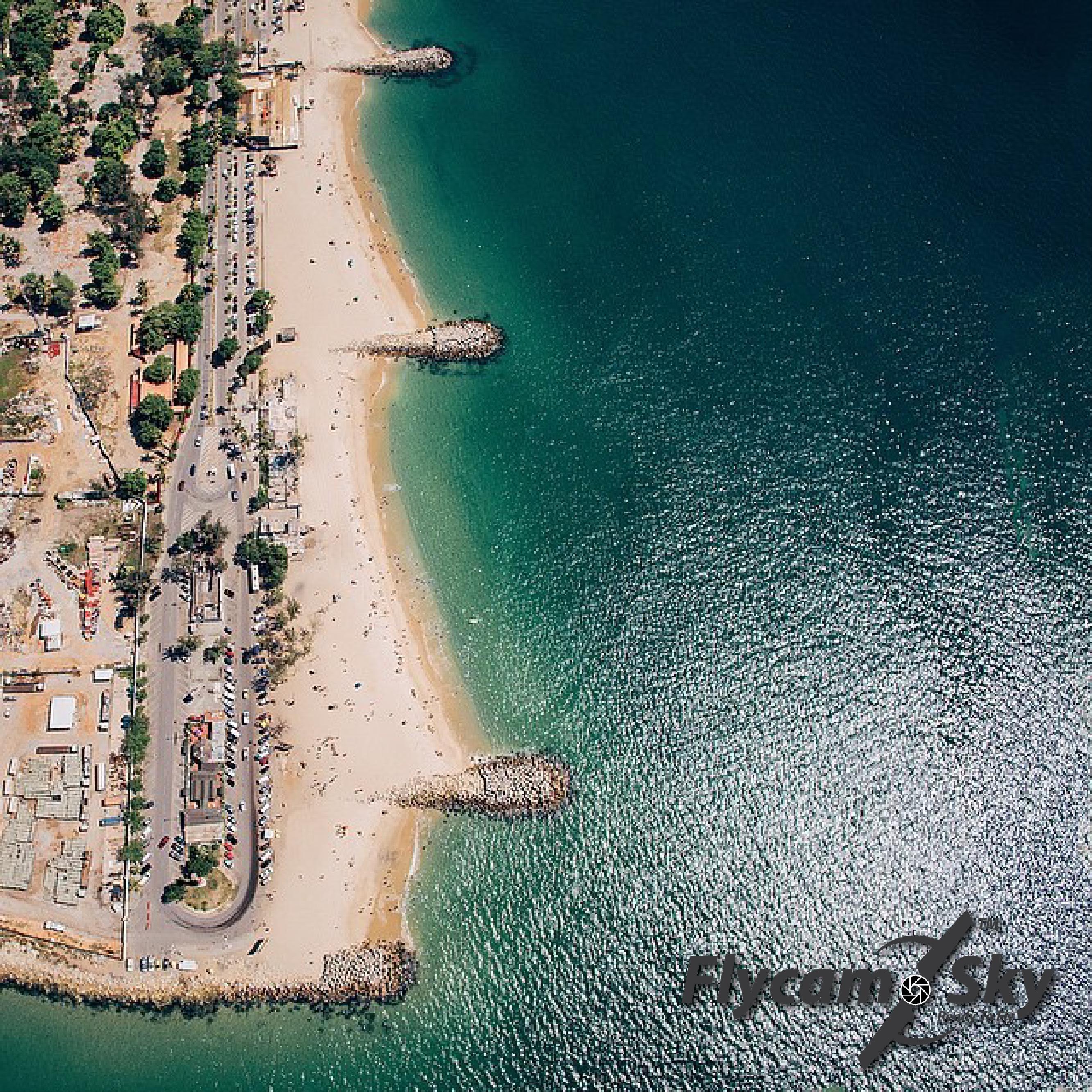 Flycam quay du lịch