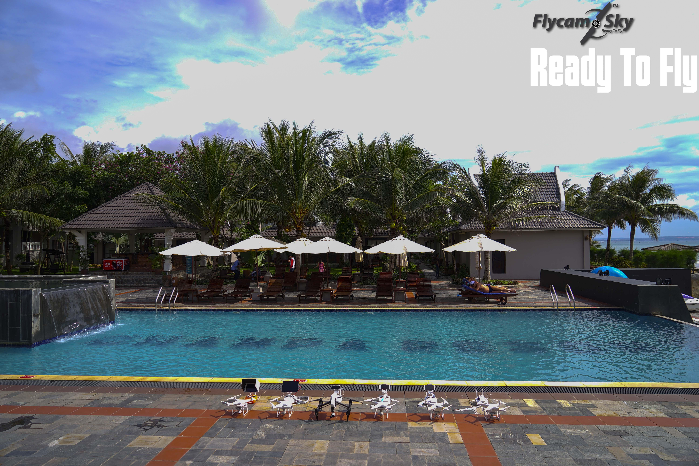 Champa Resort Flycam