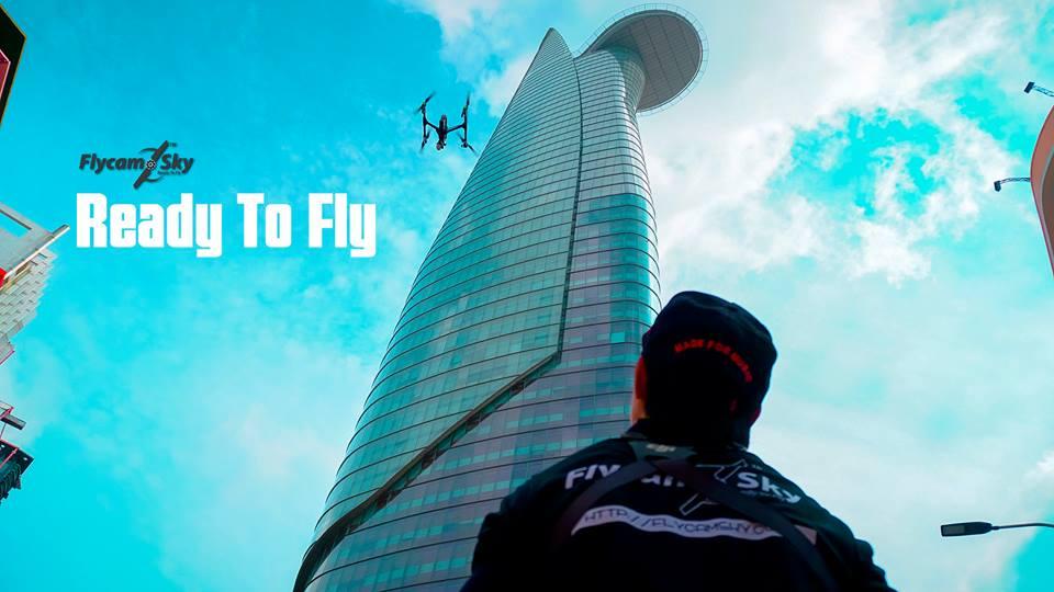cho thuê flycam