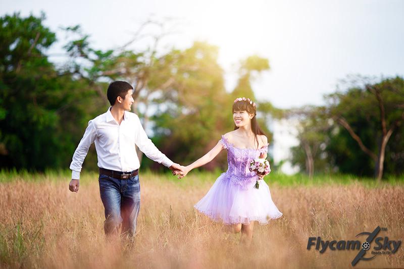 Ảnh cưới chụp ở đâu thì đẹp