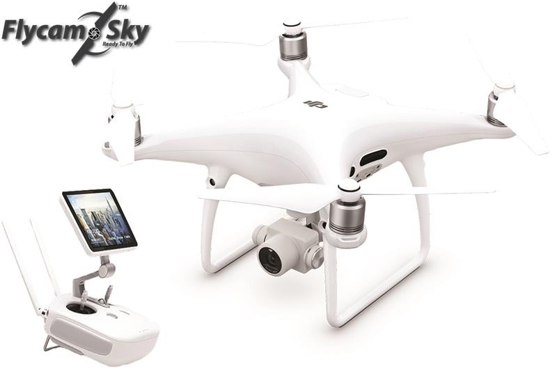 Flycam phanton 4 pro giới thiệu dự án bât động sản
