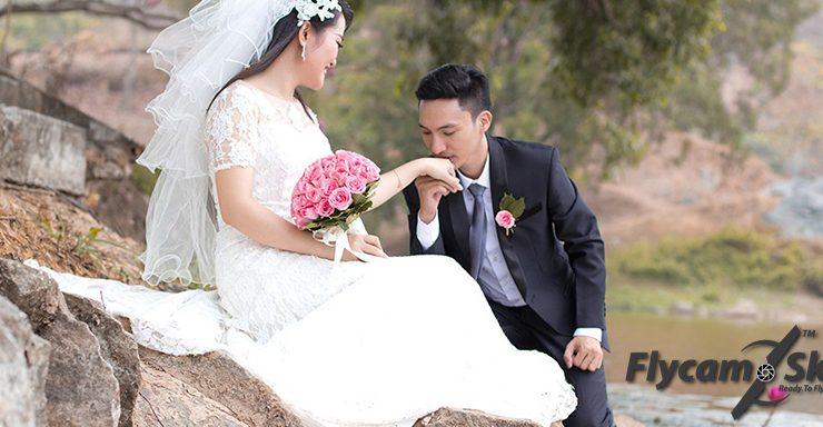 Chụp ảnh cưới ngoại cảnh