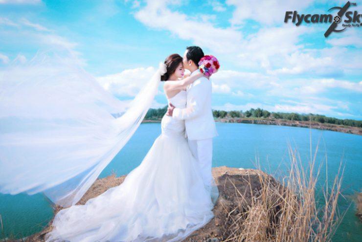 Chụp ảnh cưới ngoại cảnh Tphcm