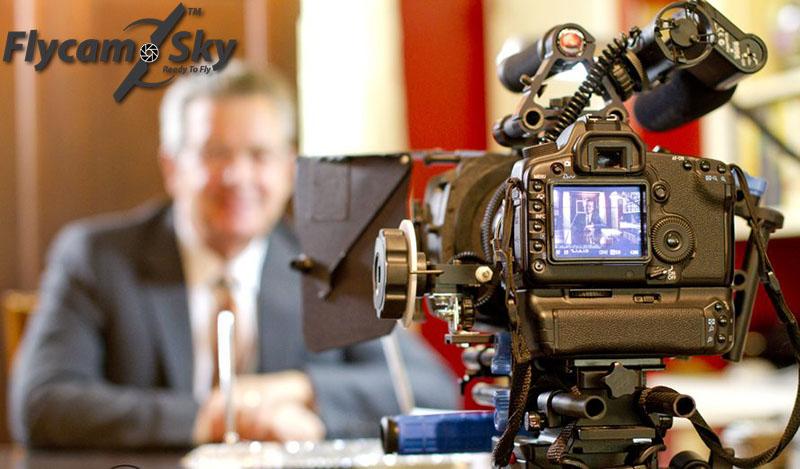 Dịch vụ quay phim sự kiện Flycam Sky