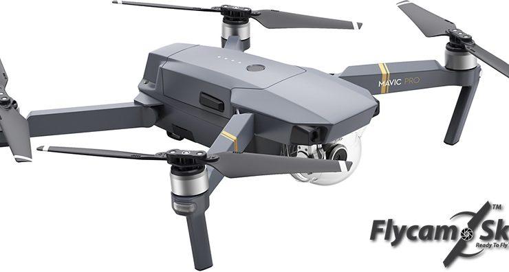 Flycam Mavic pro quay bất động sản chuyên nghiệp