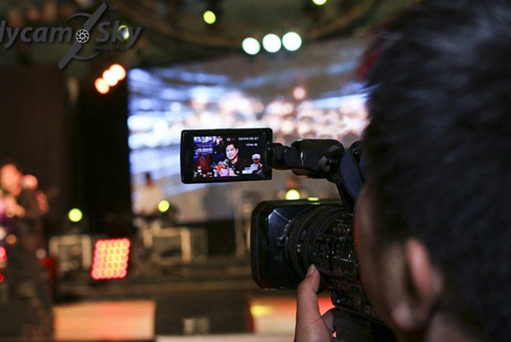 Nhận quay phim sự kiện chuyên nghiệp