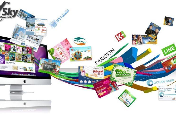 Thiết kế banner online đang ngày trở nên phổ biến