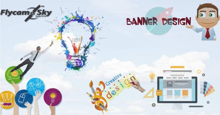 Thiết kế banner, poster, catalogue độc đáo