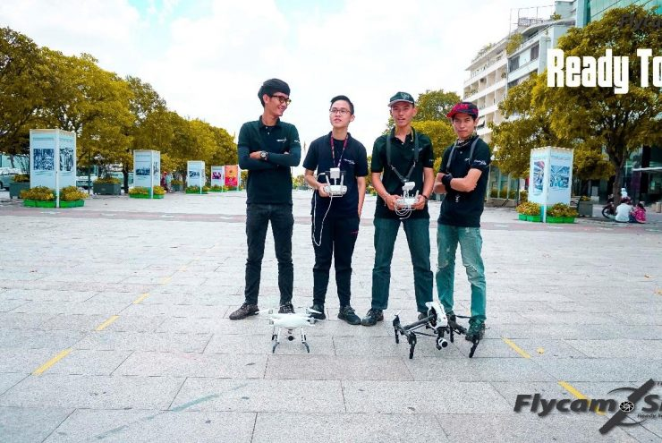 dịch vụ quay phim Team building