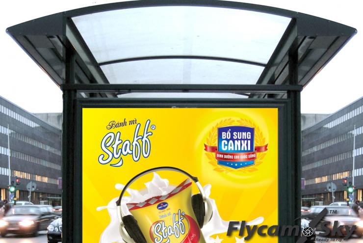 Poster quảng cáo một công cụ marketing hữu hiệu