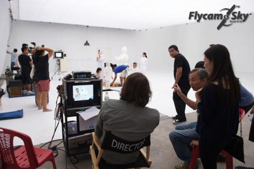 FLycam Sky - Địa chỉ cung cấp dịch vụ quay TVC uy tín