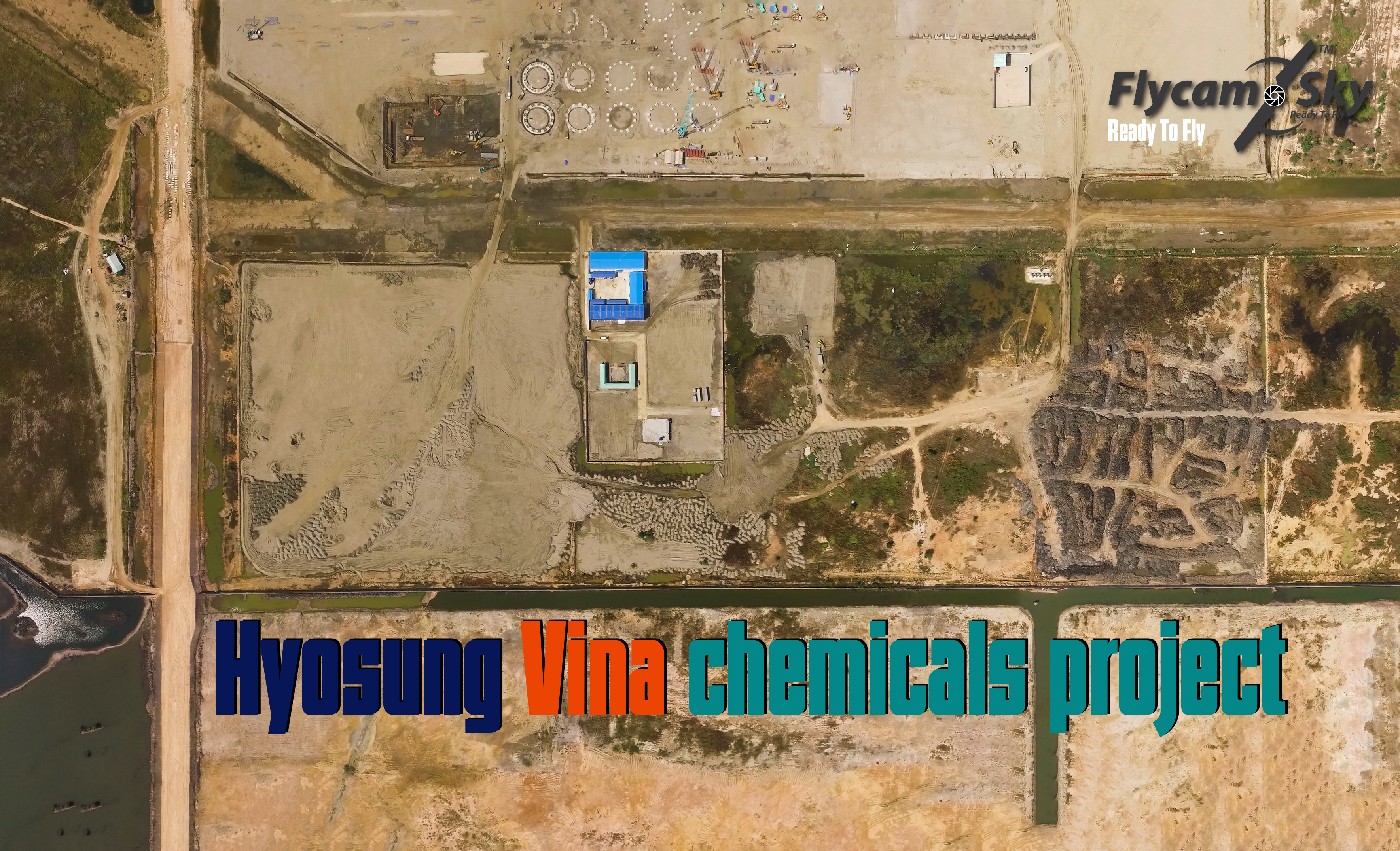hyosung vina chemicals project