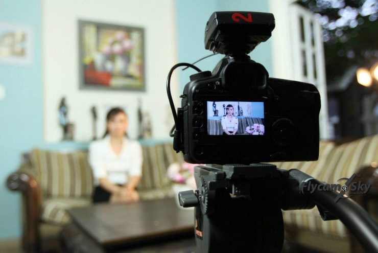 Chọn thời gian, chuẩn bị nội dung thật tốt khi quay phim giới thiệu về doanh nghiệp