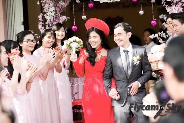 Quay phim phóng sự cưới Resort