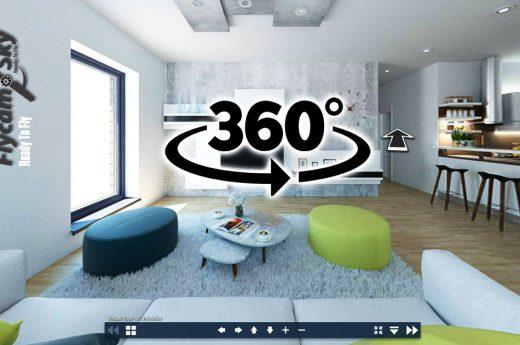 VR Tour 360 độ