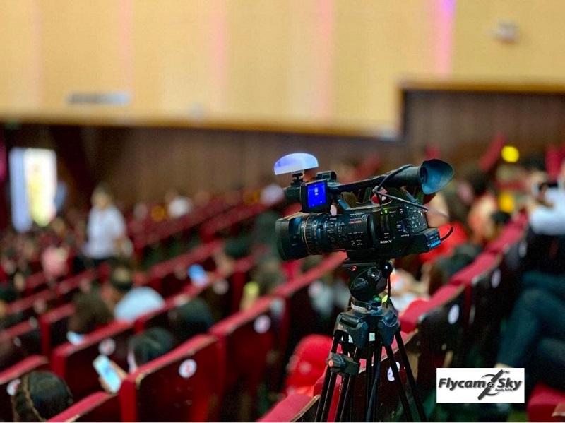 quay phim sự kiện