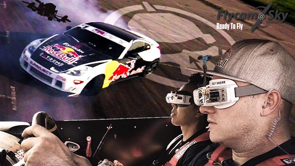 Racing Quadcopter FPV Car Racing
